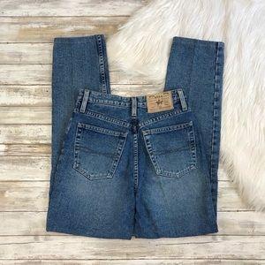 Vintage High Waist Mom Jeans